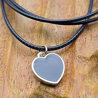 Jewelry Exquisite Black Peach Heart Accessories Exquisite Black Peach Heart Accessories Simple L108
