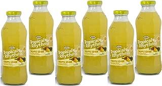 Grace Tropical Rhythms Bottled Juice Pineapple Ginger (6 pack)