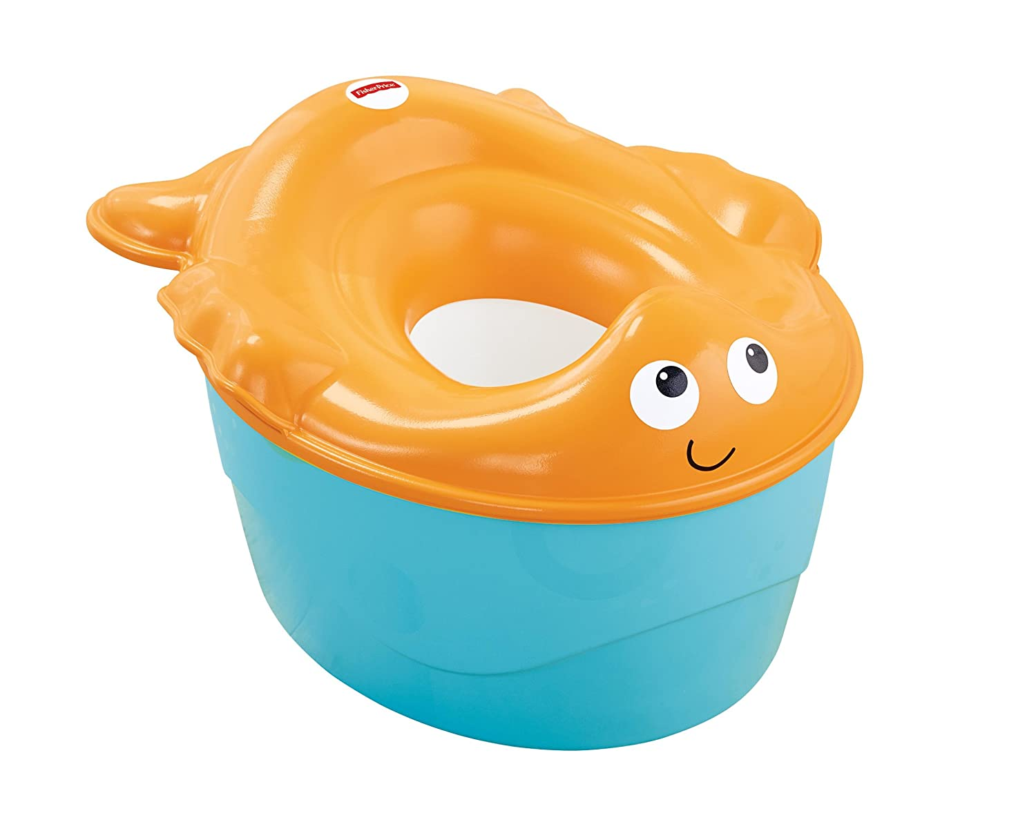Fisher-Price 3-in-1 Potty, Goldfish Fun (Discontinued by Manufacturer)