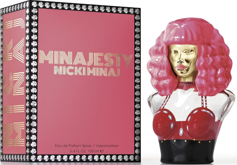 Nicki Minaj Minajesty Eau de Parfum Max 82% OFF Women New color Ounce for 3.4 Spray