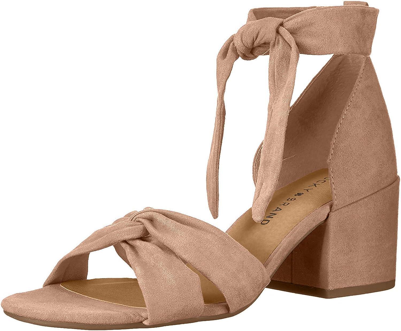 Lucky Brand Women's Xaylah Heeled Sandal