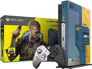 Microsoft Xbox One X 1TB Cyberpunk 2077 Limited Edition Bundle