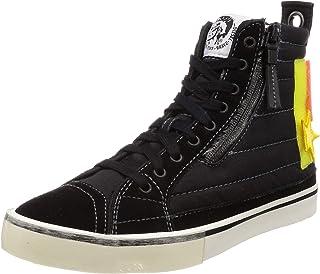 Diesel Men's D-Velows Patch-Sneaker Mid
