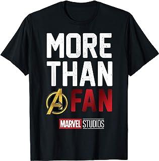 Marvel Studios MORE THAN A FAN 10th Anniversary Camiseta
