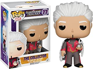 Funko 5178 POP Marvel: Guardians of The Galaxy Series 2 The Collector Action Figure