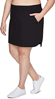 Active Women's Plus Size Stretch Woven Athletic Skort...