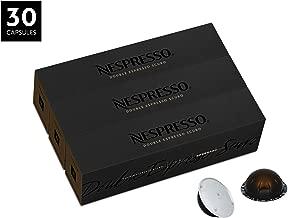Nespresso VertuoLine Double Espresso Scuro, Dark, 30 Capsules