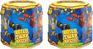 POP Bot Ready2Robot-Singles Series 1 Build, Swap, Battle (Set of 2)