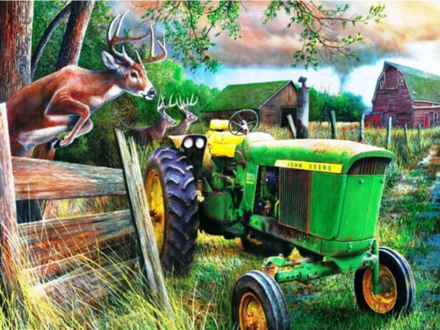 Mstoio Jigsaw Puzzles 2000 Pieces House Ranking TOP10 Adults Manufacturer direct delivery Games for Elk