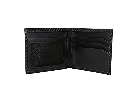 carbono Cartera billetera de con de textura negra Nike fibra w1xFqaHw
