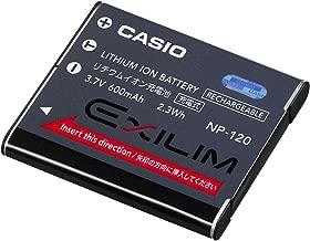 CASIO Digital Camera Litium Ion battery NP-120