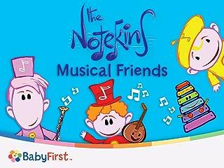 The Notekins - Musical Friends