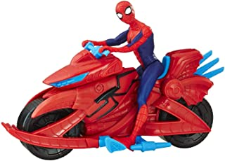 Best spider man on a motorcycle toy Reviews