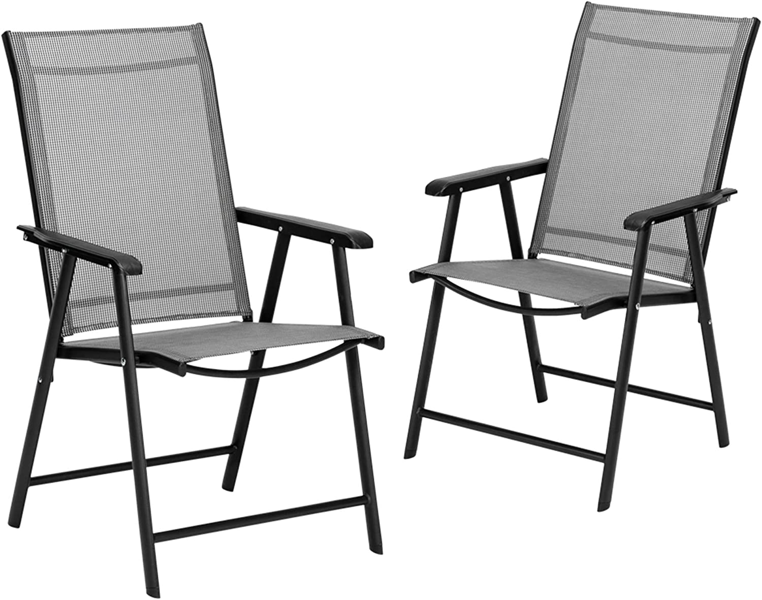 Outdoor Folding Chairs 送料無料 新品 Portable for Adults Beach お見舞い Camping Patio