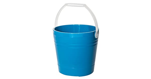 Igloo Insulated Party Pail Fiesta Blue 10 Quart 32072