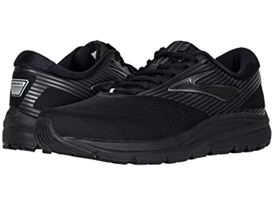 Brooks Addiction 14 (Black/Charcoal/Black) Men