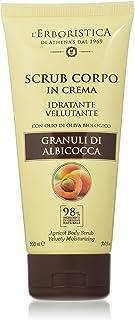 Scrub velvety body with apricot granules 200 ml