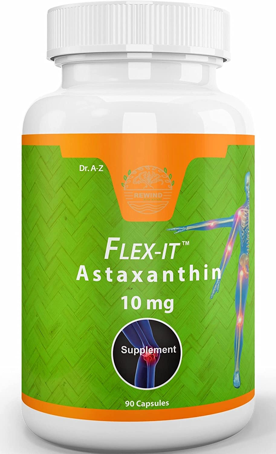 Astaxanthin 10mg Al sold out. Capsules Limited time sale Anti-inflammato Antioxidant Powerful