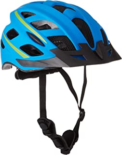 Fischer Fahrradhelm Casco de Bicicleta, Azul, Large/Extra-Large