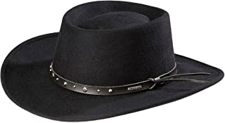 Black Hawk Wool Felt Western Hat