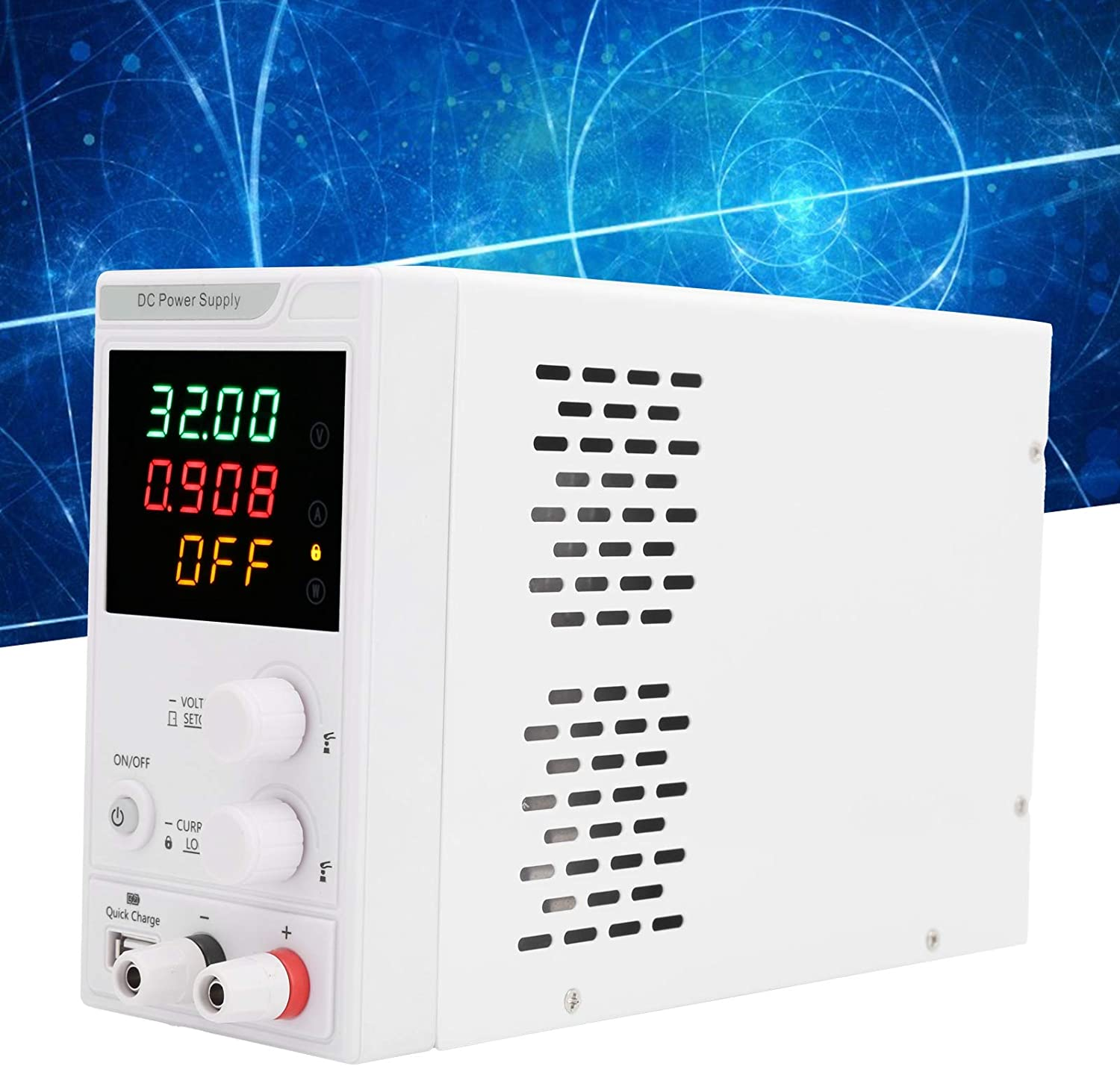 Demeras Max 60% OFF Micro Voltage Clearance SALE! Limited time! Regulation 30V Regulated DC Power Suppl 5A