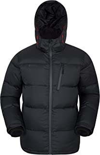 Mountain Warehouse Frost Extreme Mens Down Jacket -Warm Winter Jacket