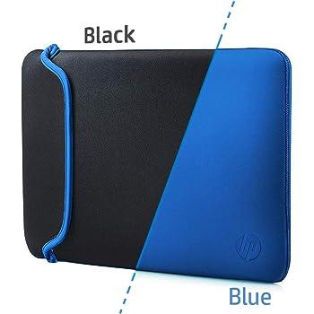HP Black and Blue Neoprene Sleeve for 14-inch Laptops (V5C27AA)