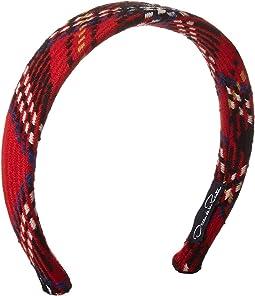 Cotton Velvet Headband (Little Kid/Big Kid)
