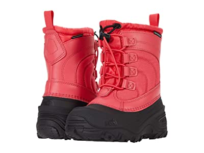 The North Face Kids Alpenglow IV (Toddler/Little Kid/Big Kid) (Paradise Pink/TNF Black) Kids Shoes