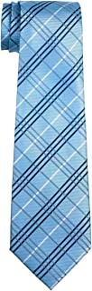 Retreez Tartan Plaid Styles Woven Boy's Tie - 8-10 years - Various Colors
