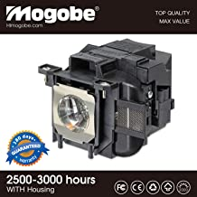 for ELPLP78 Replacement Projector Lamp for EX3220 EX5220 EX6220 EX7220 EX7230 by Mogobe