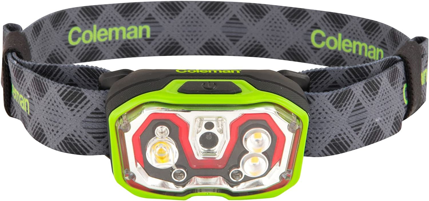 Coleman Divide+ 275 lm LED Headlamp with Battery Lock