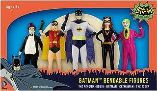 Batman 1966 Bendable Boxed Set