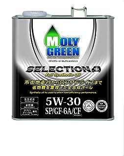 モリグリーン ガソリンエンジンオイル セレクション 5W30 SN/GF-5 3L 0470075