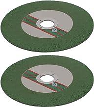 Aexit 107mmx1.2mmx16mm Disco de corte de disco de corte verde 2pcs