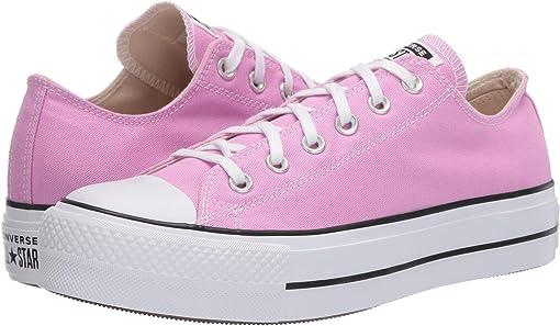 Peony Pink/White/Black