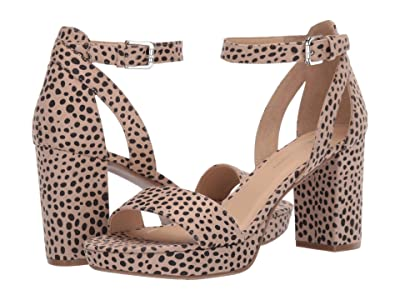 CL By Laundry Go On (Beige Dot Cheetah) Women