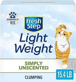 (7kg) - Fresh Step Lightweight Multi-Cat Unscented 7kg
