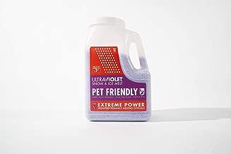 Ultraviolet Extreme Power Ice Melt, -7°F, (12 lb. Shaker Jug), Natural Blend Deicer: Pet Friendly & Safer on Concrete