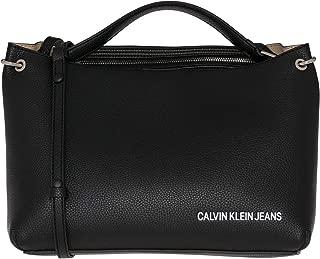 Calvin Klein Satchel for Women- Black