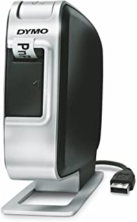 DYMO Label Maker | LabelManager Plug N Play Label Maker, Plugs into PC or Mac with Built-in Software, No Power Adapter or Batteries Required, for Home & Office Organization