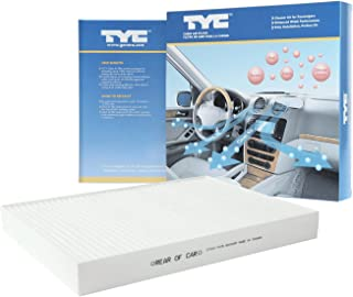 TYC 800165P Replacement Cabin Air Filter