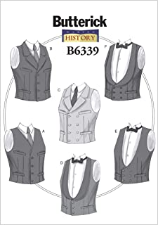 Best mens double breasted suit sewing pattern Reviews