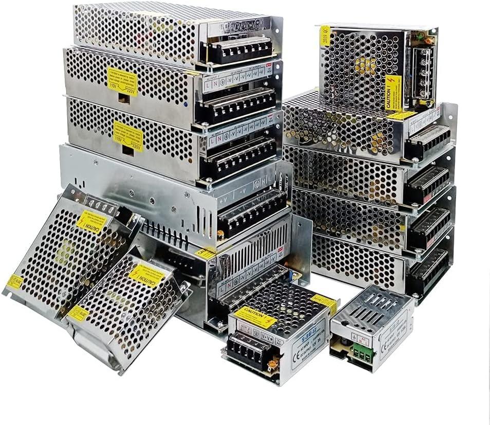 AC DC 5V 12V Surprise price 24V 36V Power 3V 15V 1-60A Supply 48V Mail order cheap 9V 18V