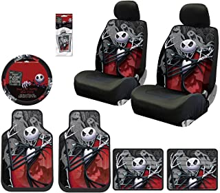 Best nightmare before christmas car seat covers Reviews