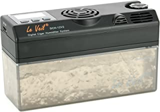 Adorini LV elektronisk befuktningssystem DCH-12V2, låg ljudnivå, passar i nästan alla humidorer