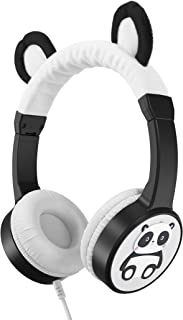 Planet Buddies Kids Headphones, Volume Safe Foldable Wired Earphones with Music Sharing, On Ear Headphones for Kids, Ideal...
