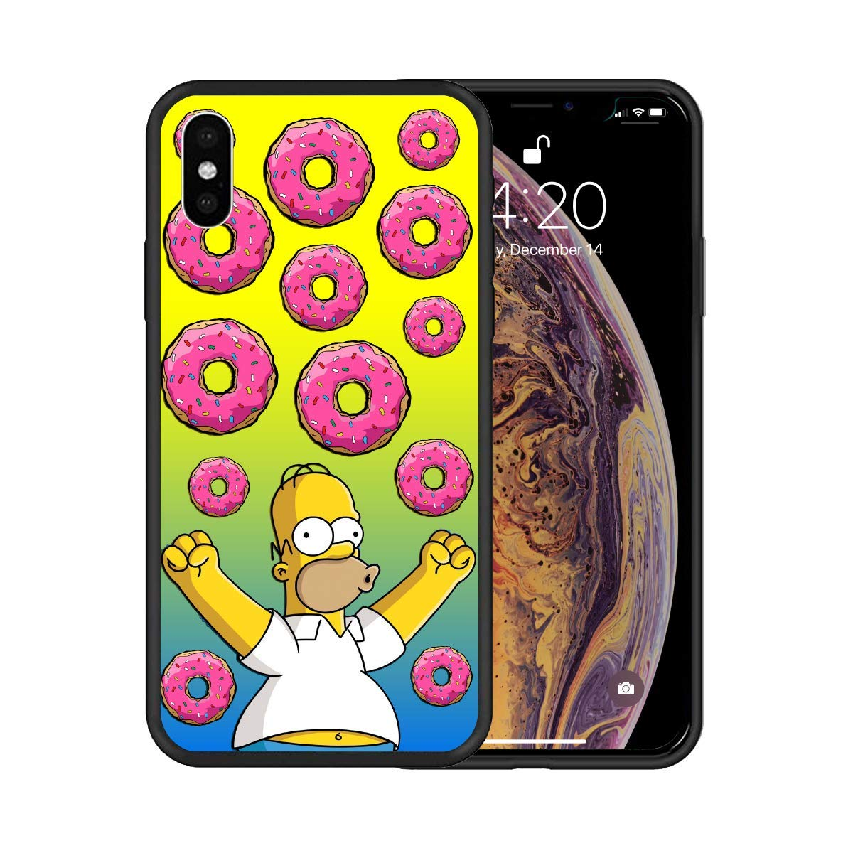 cover iphone 6 donuts