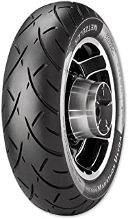 Shinko 777 H.D Rear Motorcycle Tire White Wall for Harley-Davidson Dyna Switchback FLD 2012-2016 79H 160//70B-17