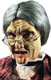 Rubie's Adult Old Woman Foam Latex Costume Appliance